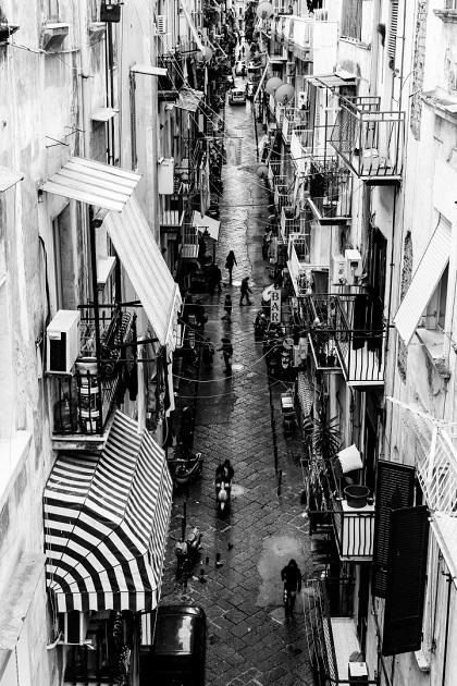 Foto por Giovanni Aniello - Napoli.