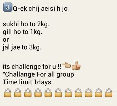 Whatsapp king Quiz Question 3