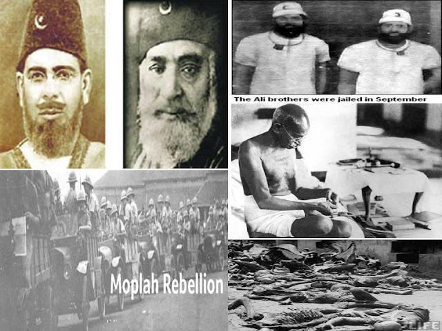 खिलाफत आंदोलन-गांधीजी,मोहमदअली अने शौकतअली Article By Naresh K. Dodia