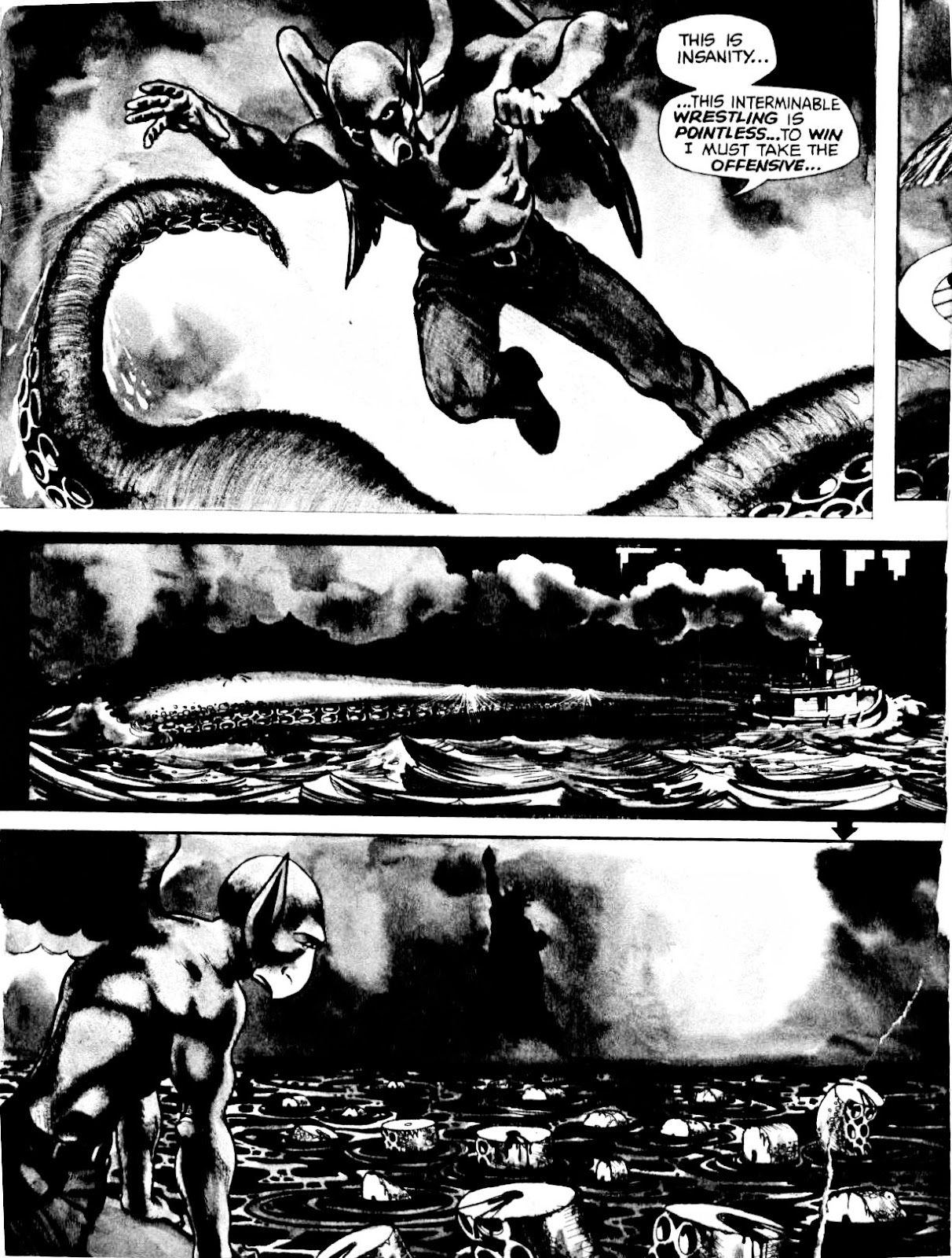 Nightmare (1970) issue 14 - Page 62