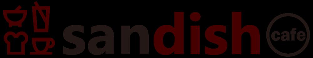 サンディッシュカフェのロゴ画像