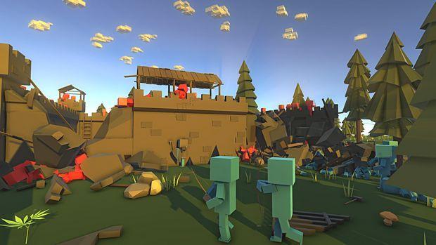 تحميل لعبة ancient warfare 3