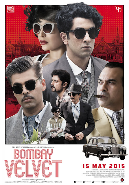 Bombay Velvet (2015) ταινιες online seires oipeirates greek subs