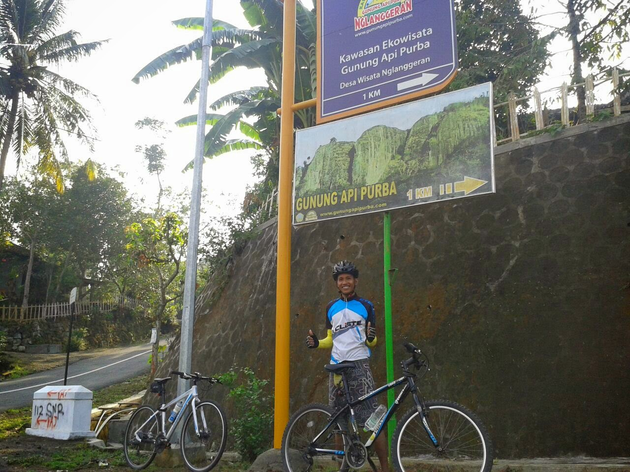 Area Gunung Api Purba, Nglanggeran, Gunung Kidul