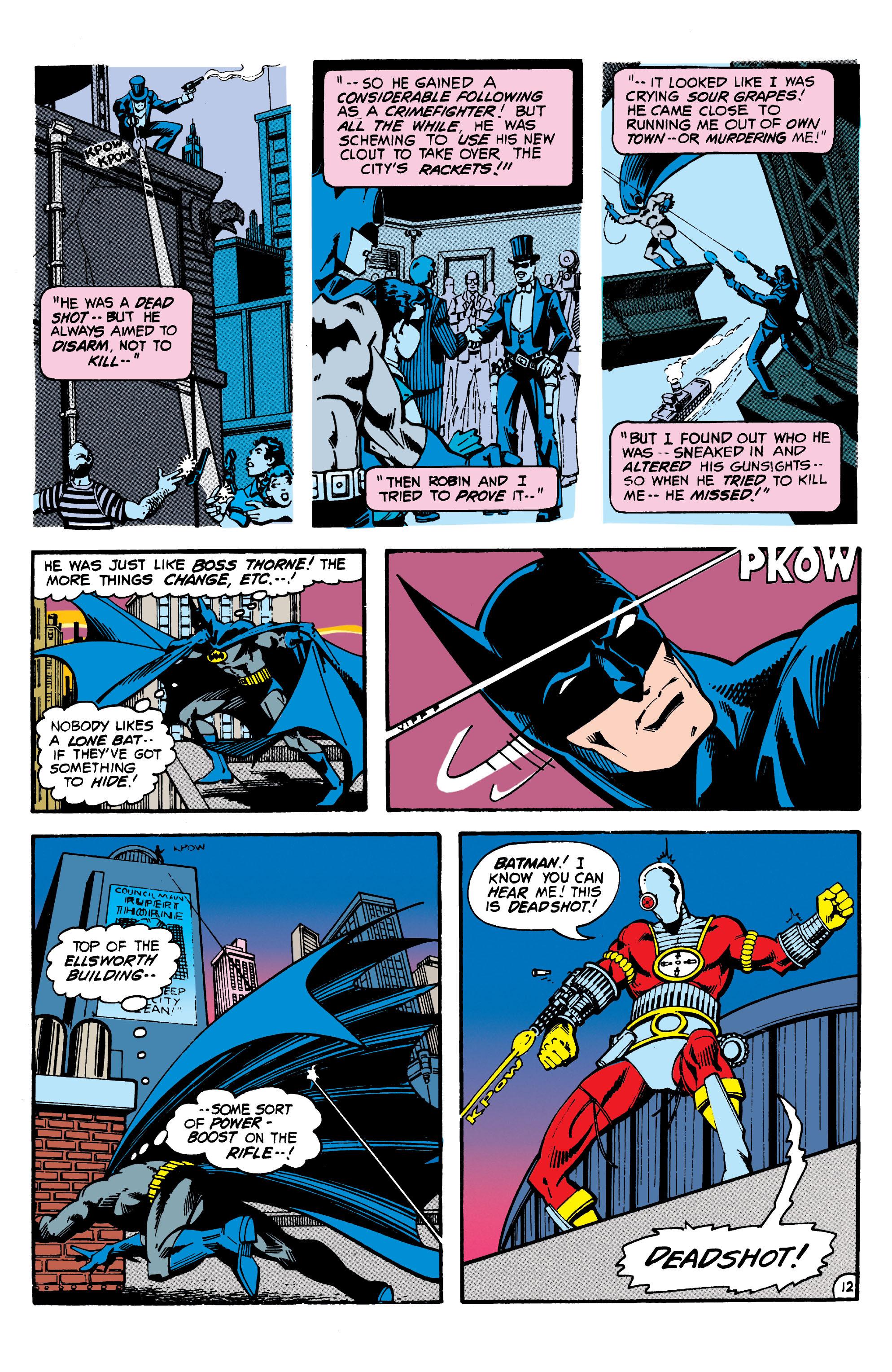 Detective Comics (1937) 474 Page 12