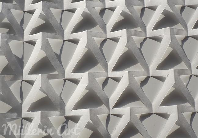 ZickZack Muster ©muellerinart