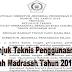 Petunjuk Teknis Penggunaan BOS Madrasah Tahun 2018/2019 - Suka Madrasah