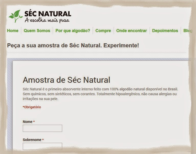 http://www.secnatural.com.br/pages/amostras