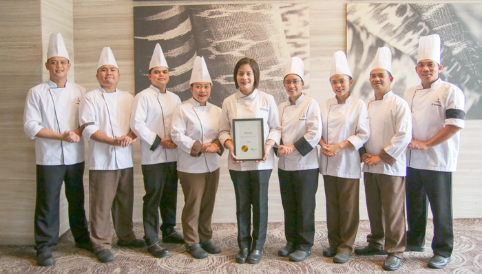 Misto Culinary Team and Executive Sous Chef Bang Flores-Sibala