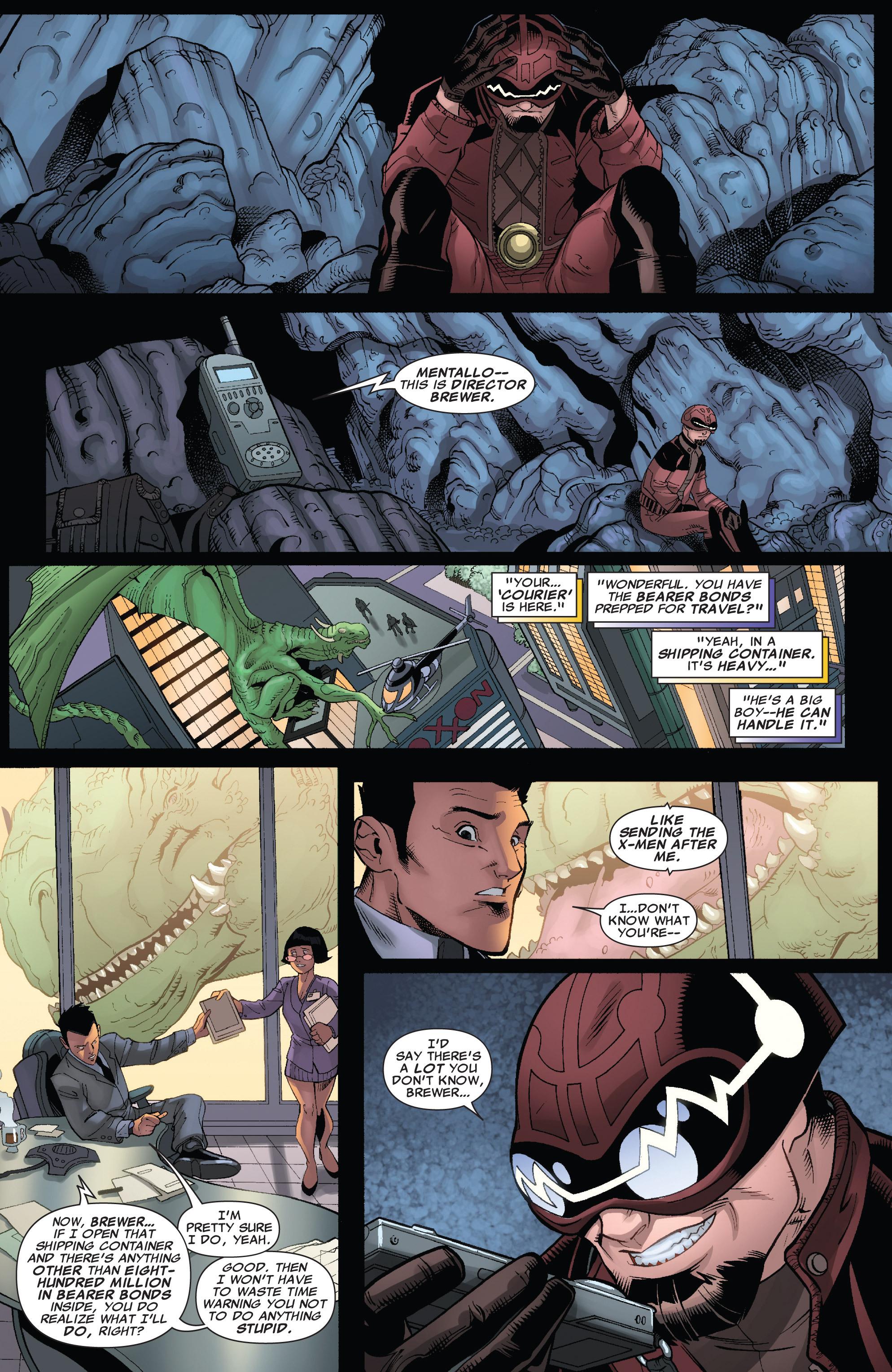 Read online Astonishing X-Men (2004) comic -  Issue #39 - 19