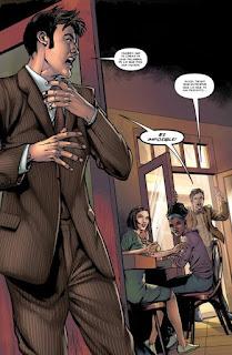 """Cómic: Reseña de """"Doctor Who: Cuatro doctores"""" de Paul Cornell y Neil Edwards - Fandogamia"""