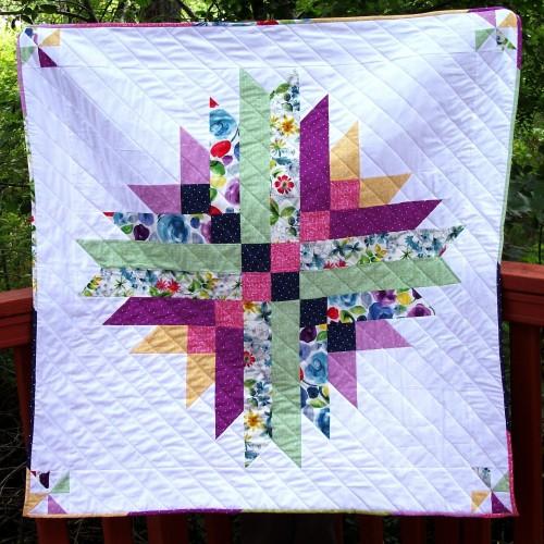 Astrodelic Quilt - Free Pattern