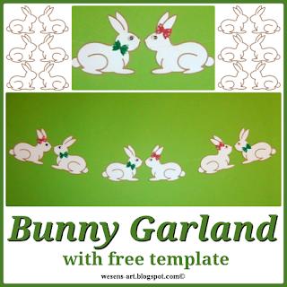 BunnyGarland wesens-art.blogspot.com