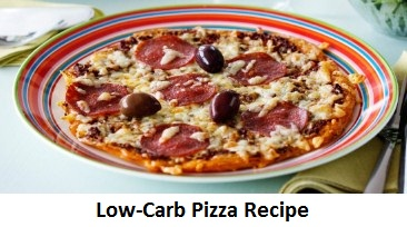 Low-Carb Pizza Recipe