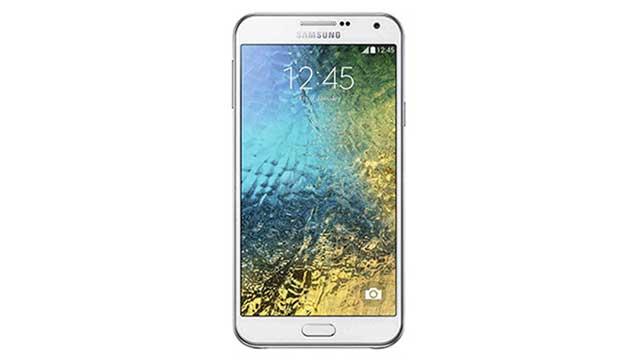 firmware - rom stock Samsung Galaxy E5 SM-E500H Clon [MT6572]
