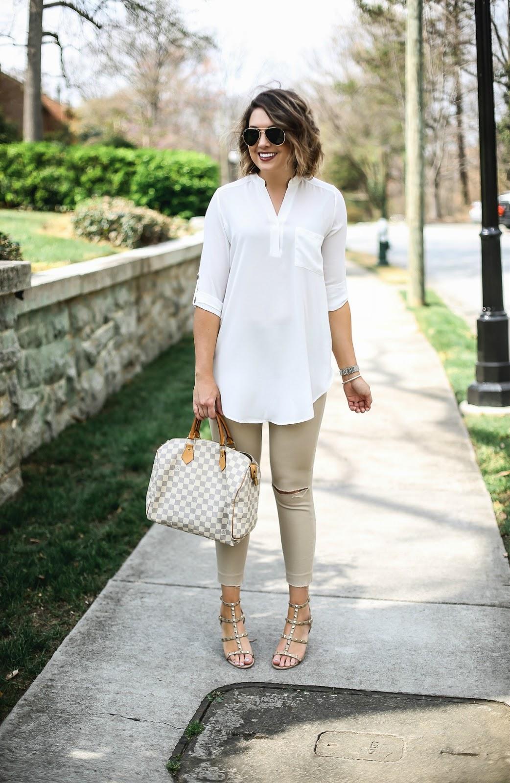damier azur, valentino rockstud sandals, rockstud dupes