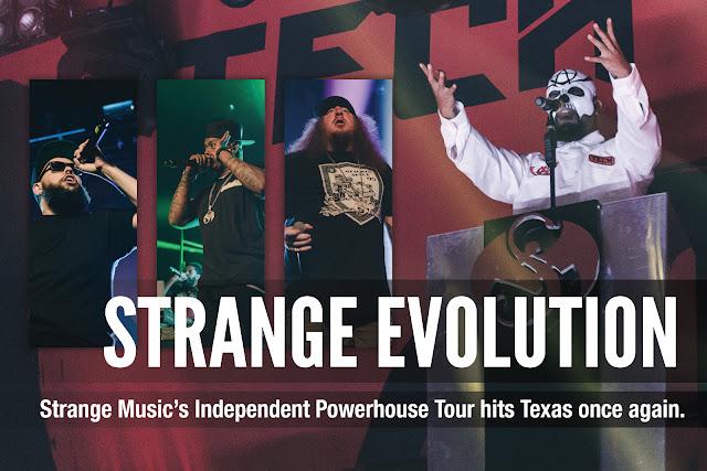Strange Music. Austin, TX.