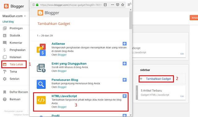 Cara menghilangkan kode ?m=1 pada url blog
