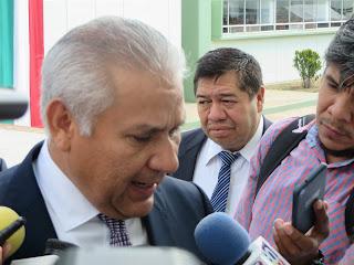 ¡Fiscalía No realiza persecución Política!: Raciel López Salazar
