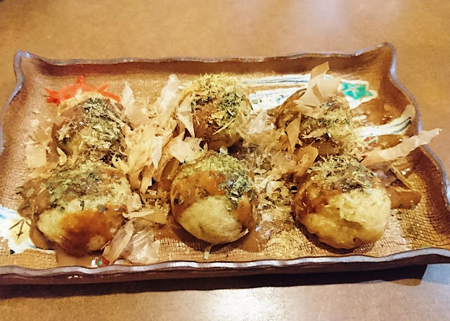 Nuts Chan, Mt Waverley, takoyaki