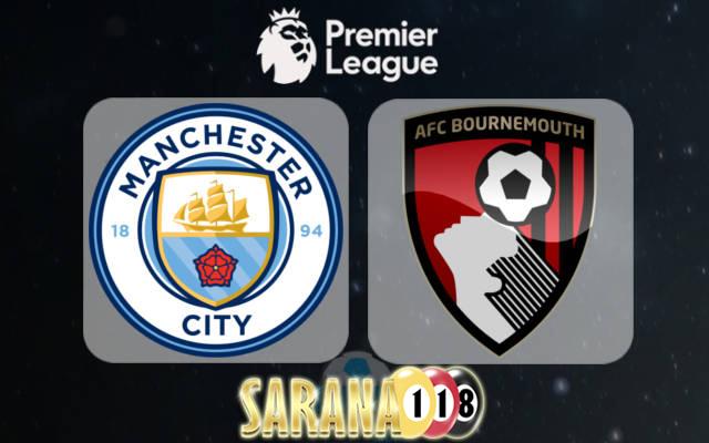 Prediksi Bola Manchester City vs Bournemouth Sabtu 23 Desember 2017
