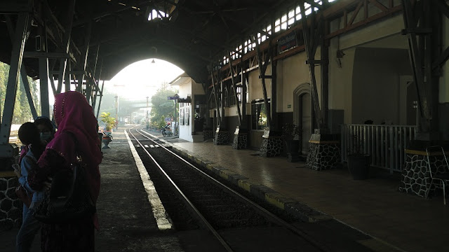 emplasemen stasiun malang kotalama