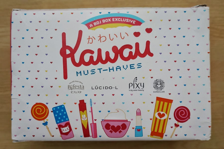 January-February 2015 BDJ Box: Kawaii Must-Haves
