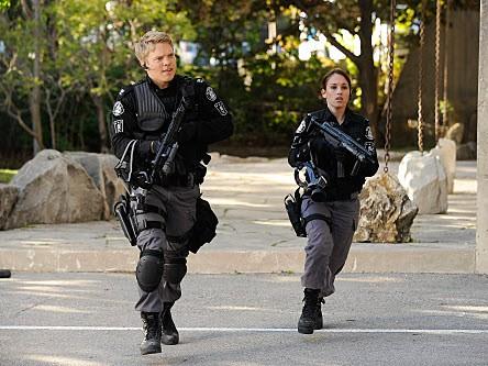 Flashpoint - Season 3 Episode 10: Terror