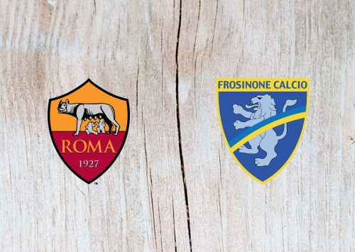 Roma vs Frosinone Full Match & Highlights 26 September 2018