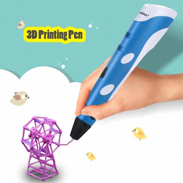 3D Smart Printing Pen