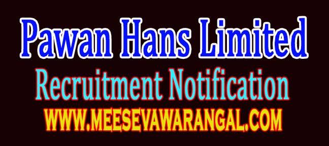 Pawan Hans Limited Recruitment Notification 2016