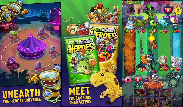 free download plants vs zombie mod apk