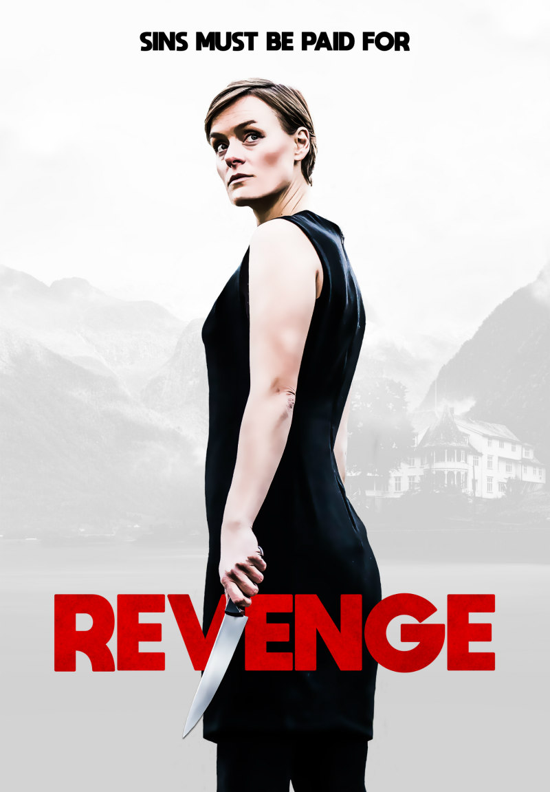 revenge norwegian movie poster