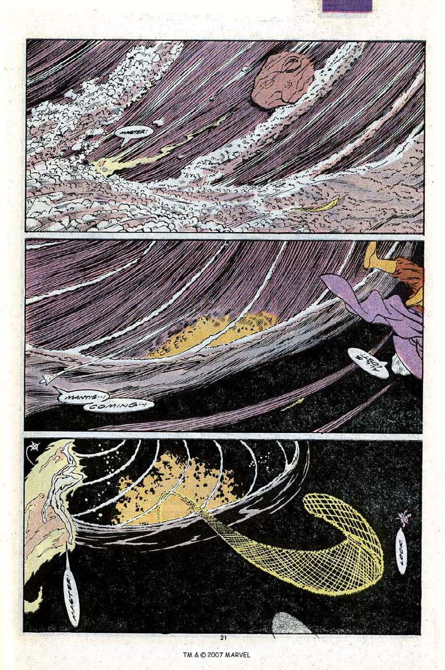 Read online Silver Surfer (1987) comic -  Issue #9 - 31