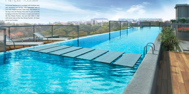 Sunnyvale Residences Pool