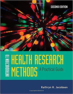 An introduction to Health Research Methods
