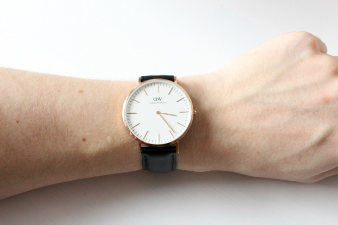 Classic Sheffield Daniel Wellington