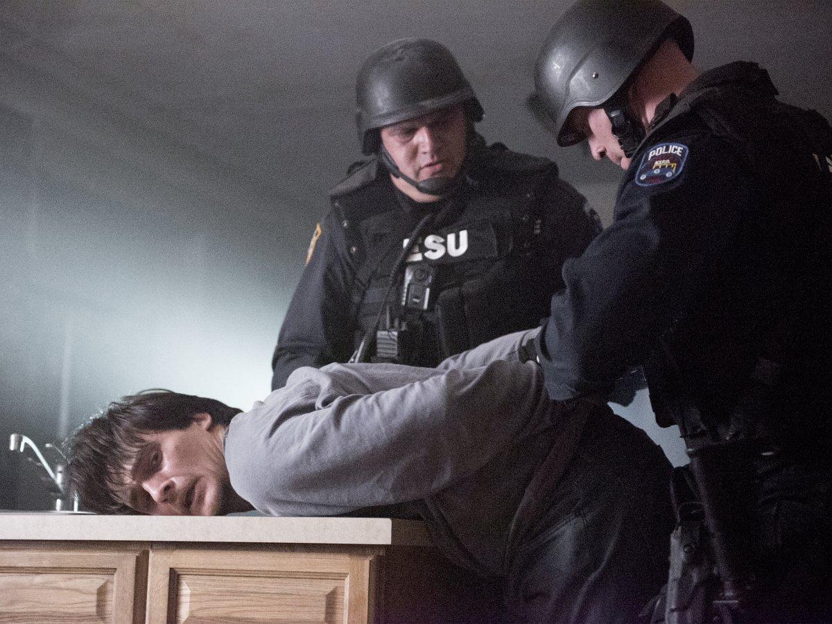Quinn mete la pata en el episodio 6x05 de 'Homeland'