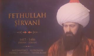 Fethullah Şirvani Çalışmaları ve Bilime Katkıları