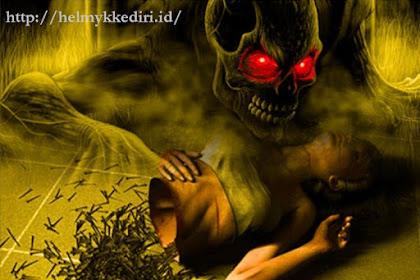 Kejamnya sihir santet dalam menyerang korbannya