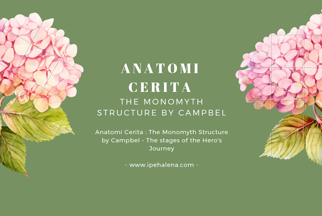 Anatomi Cerita : The Monomyth Structure by Campbel - The stages of the Hero's Journey