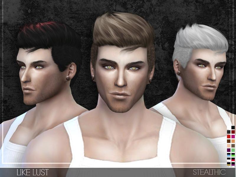 Encantador mods sims 4 peinados Imagen de cortes de pelo estilo - LOS SIMS DE FLOR: PACK PEINADOS SIMS 4