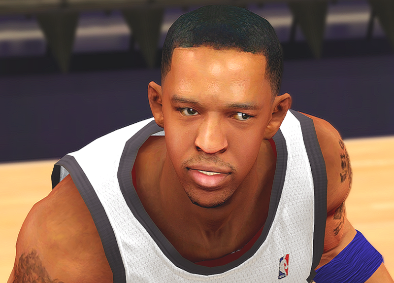 NBA 2K14 Channing Frye Next-Gen Face Mod