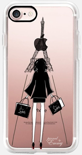 Brilliant Luxury ♦ Casetify Paris Fashion Week iPhone 7 Case