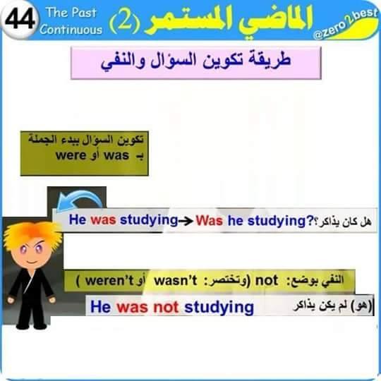شرح الجرامر بالصور لطلاب المرحلة الابتدائية 14