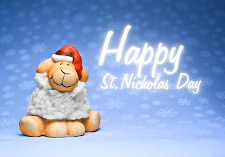 st. Nicholas day e-cards pictures free download