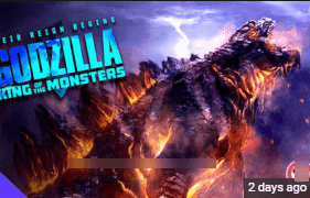 Godzilla King of the monsters full movie download HD 2019