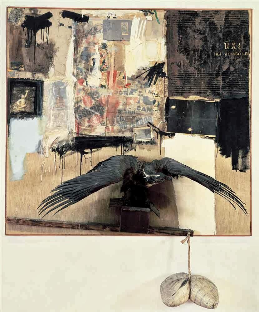 free submit 1: Artist of the Month: Rauschenberg