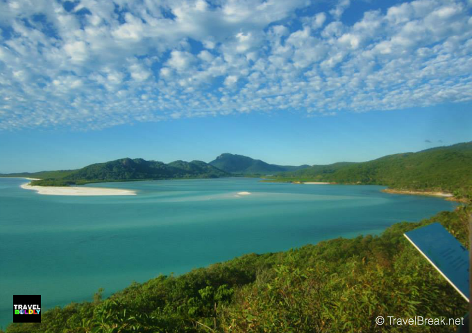 Whitsunday Island, Queensland, Australia..Photo: Copyright TravelBreack.net 2014 / TravelBoldly.com