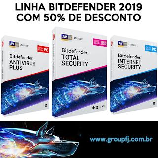 Bitdefender | Group FJ Firma parceria com referência mundial - Revenda Oficial Bitdefender no Brasil.